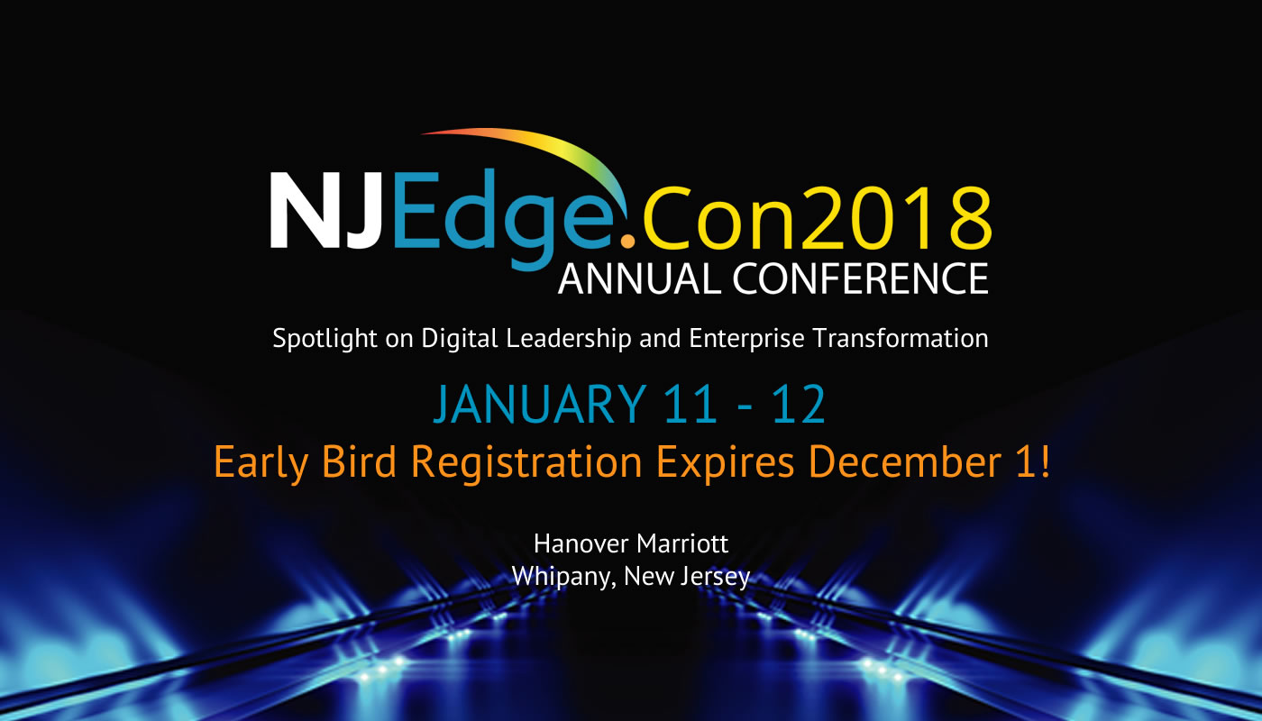 New Speakers and Activities Added to EdgeCon2018