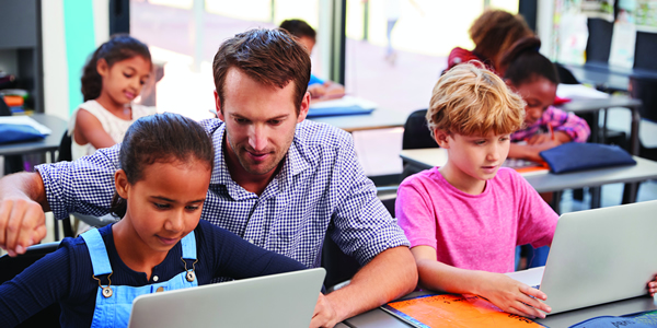 Technology Solutions Help Educators Focus on Students' Needs