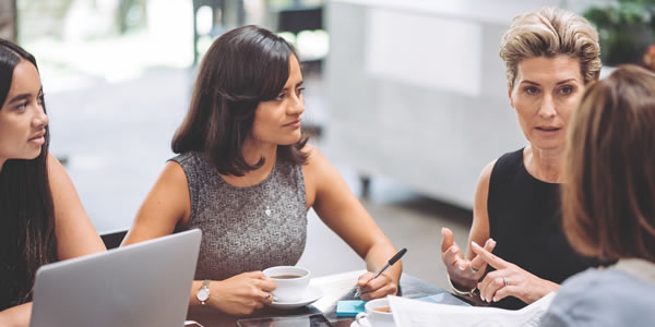 Women Leaders in Technology: A Professional Network