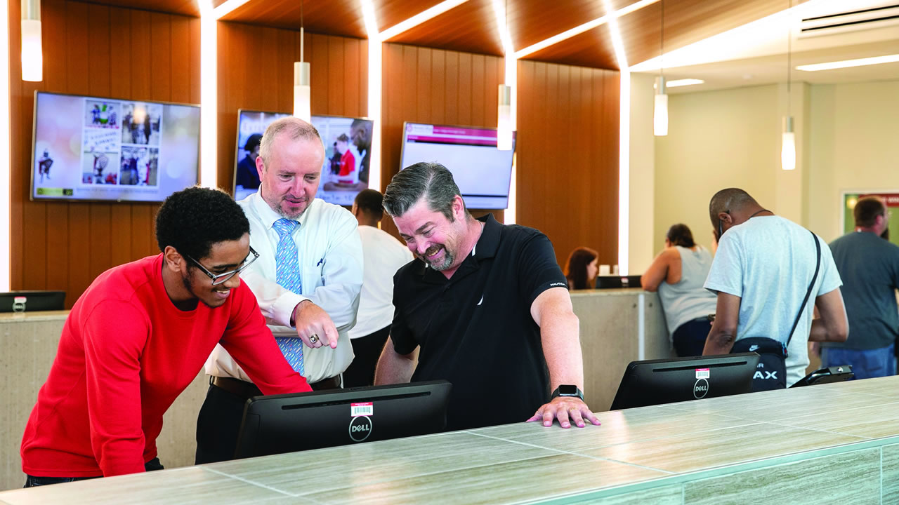 Rowan College Utilizes Technology to Transform the Lives of Students