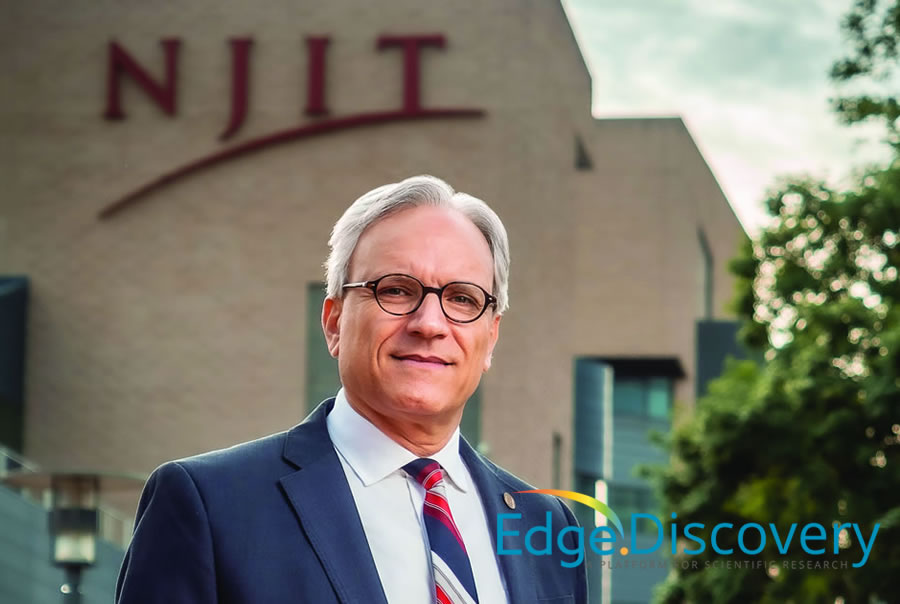 Dr. Fadi Deek on Bringing  NJIT to a Higher Level of  Prominence as a New  Carnegie R1 Institution
