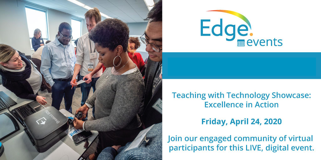Teaching with Technology Showcase 2020 Recordings