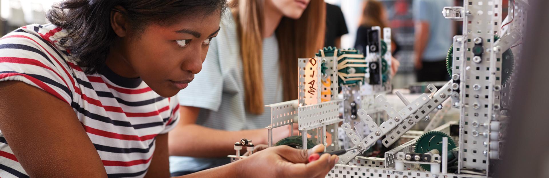 Montclair State University: Inspiring the Next Generation for STEM Innovators